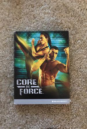 Core De Force Beachbody Program