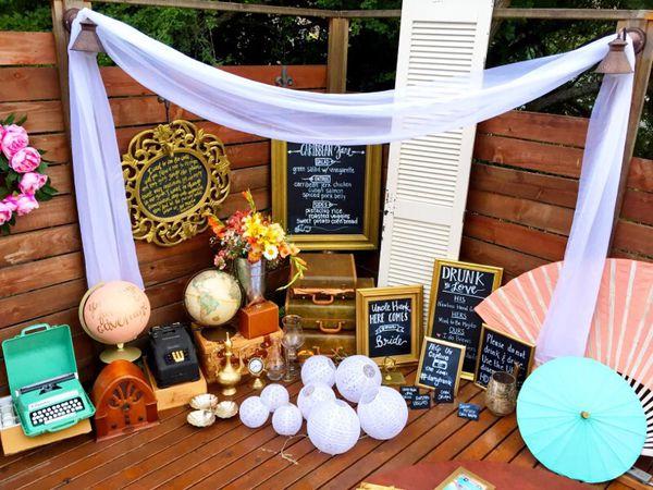 wedding decor household in seattle wa. Black Bedroom Furniture Sets. Home Design Ideas
