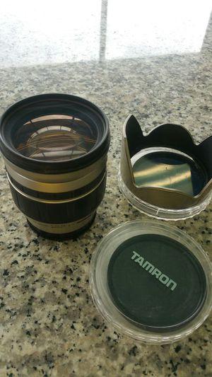 Tamron super silver af lense 28-200 3.5 excellent.