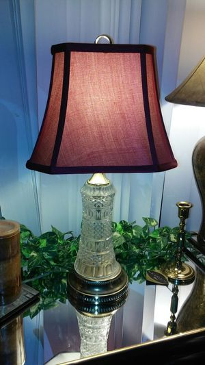 New and used lamp shades for sale in arcadia ca offerup red shade table lamp mozeypictures Images