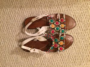 Sandals made in brazil