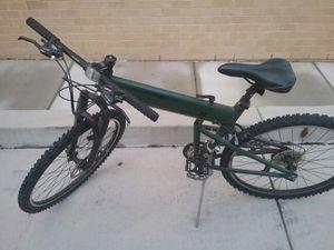 Montague ez folding bike