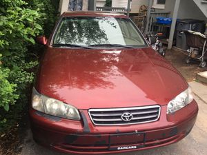 2001 Toyota Camry automatic V6 194k miles