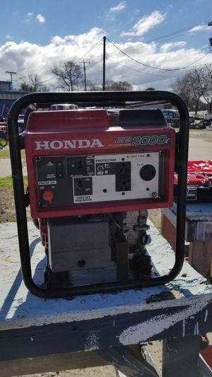 Generador Honda 3000