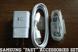 Samsung Fast Charger & Headphones Set (Originals)