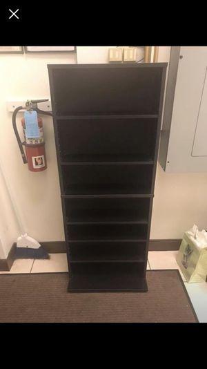 DVD/CD shelf