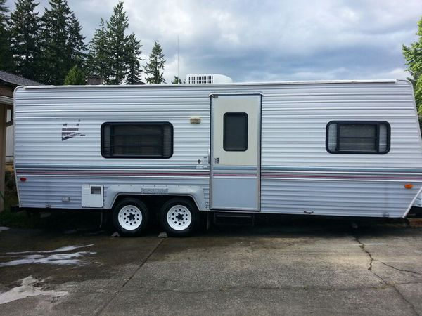 1995 Nomad Travel Trailer 22ft Campers Amp Rvs In Renton Wa