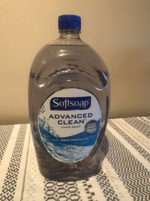 Full bottle of soft soap refill unopened!