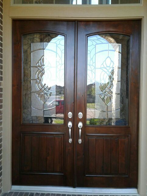 Front door refinishing services (General) in South Houston, TX