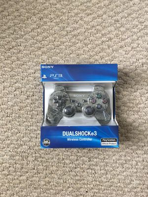 Brand New Sony PS3 Wireless Dualshock 3 Controller