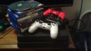 Ps4 180 3 controllers and games