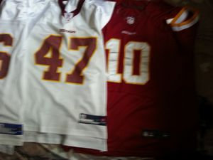 Redskins authentic Jerseys