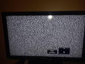 Tv Sansui de 42 inches con control funciona sin fallas