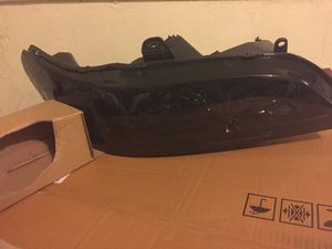 98-02 Honda Accord headlights 2