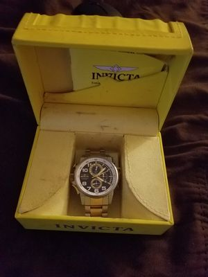 Invicta Watch like new with box