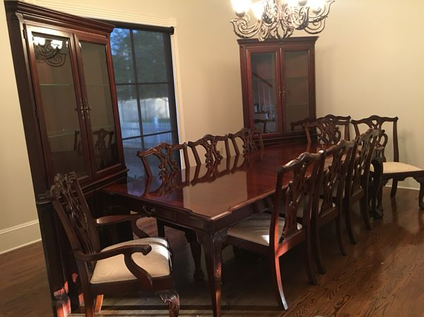 Dining Table Stoneleigh Mahogany Stanley Furniture