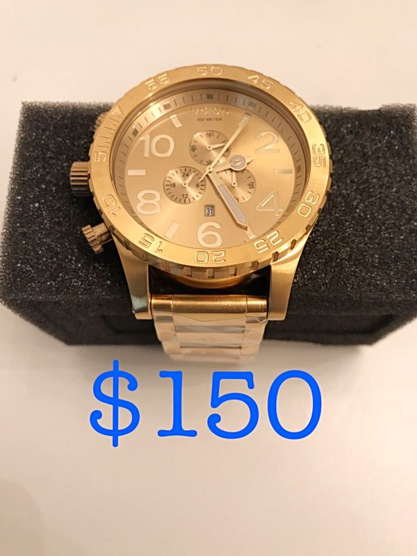 b06f74326 NIXON 51-30 Chrono watches for sale NEW IN BOX (Jewelry & Accessories) in Las  Vegas, NV - OfferUp