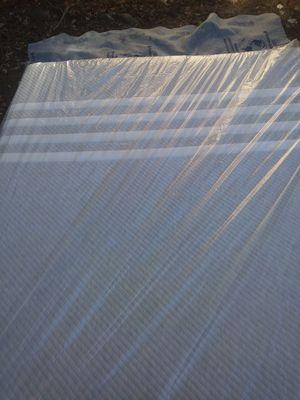 Foam king size mattress