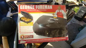 Used, George Foreman grill never used for sale  US
