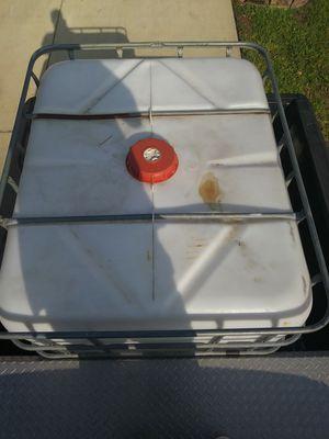 Shutz water tank