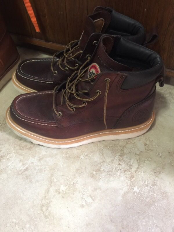 Red wing shoes -construction boots ( Jewelry & Accessories ) in ...
