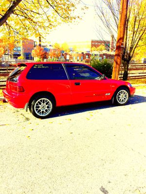 Honda Civic 1991 Excelente mecánica
