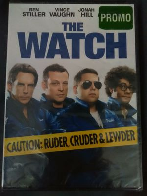 The watch dvd