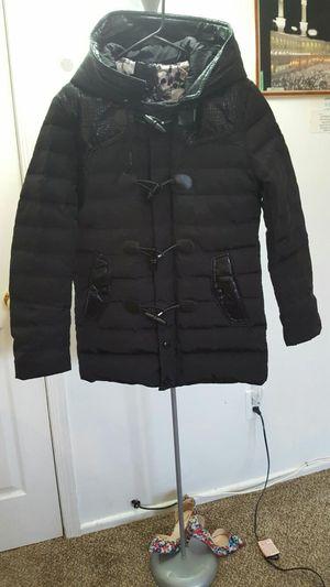 Black Zip-Up Jacket