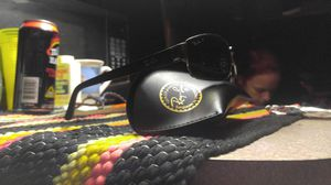 Ray Ban Sunglasses RB 3189 Leather ll 004/9A