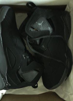Jordan True Flights (Black)