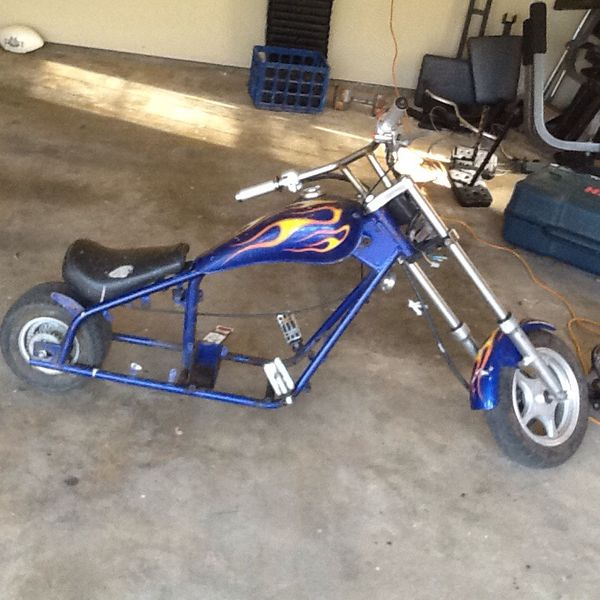 mini chopper frame - Mini Chopper Frame