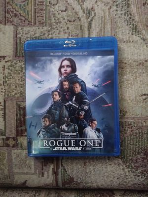 Star Wars Rogue One blu-ray (priced to sell)
