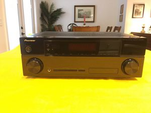 """Pioneer VSX-820 """"Home Theater"""" Receiver"""