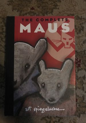 MAUS -The complete collection