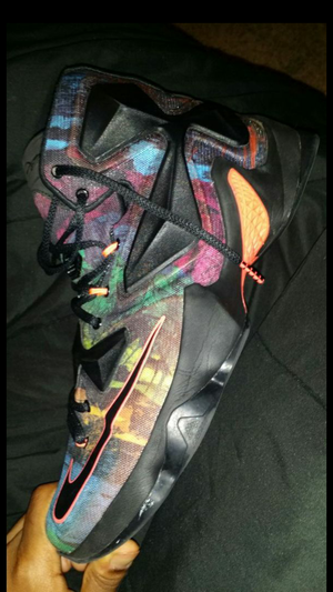 Nike Lebron soldiers Size 12,Shoes
