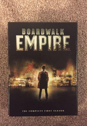 Boardwalk Empire season 1 DVD