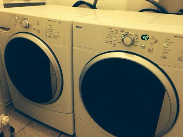 kenmore he2 dryer. kenmore he2 plus front loading washer \u0026 dryer in excellent condition! he2