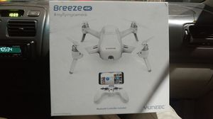 Yuneec Breeze 4k Drone with Remote Sealed in box