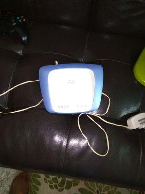 Sisco router