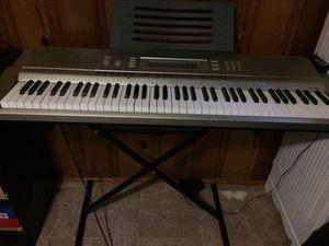 Casio wk-200 keyboard