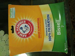 Bissell Vacuum bag 7