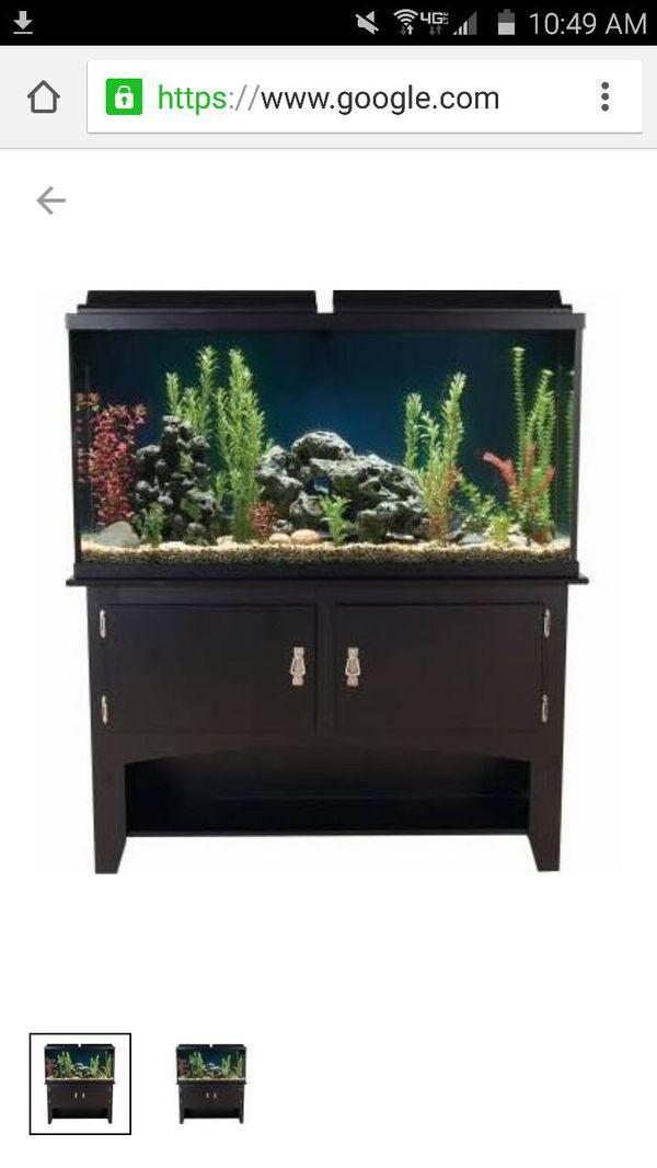 55 gallon fish tank price reduction household in lake for Fish tank price