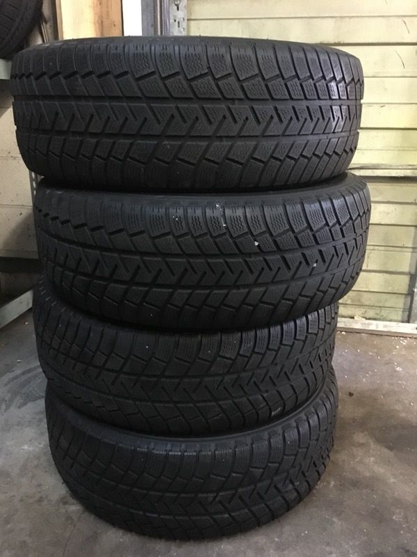 I have a vary Nice 4pair off MICHELIN Used Tire 235/60/R18