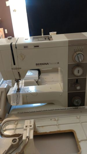 Bernina 931 sewing machine