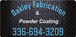 Oakley Fabrication and Powder Coating