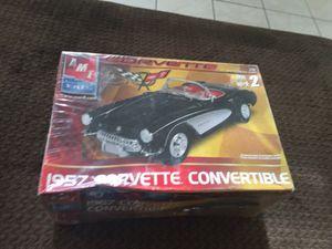 1957 Model Corvette Convertible ERTL