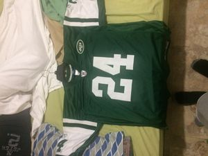 Ever Worn Official Jets Jersey