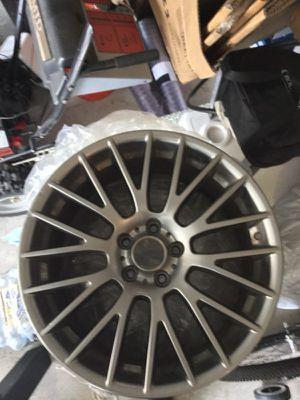 BMW 20 inch Rims