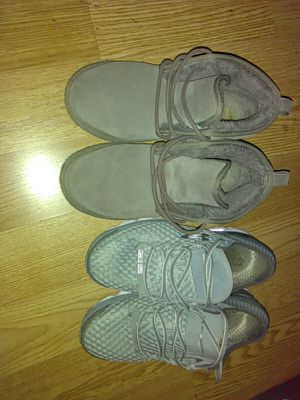 men uGGs and under armour shoes