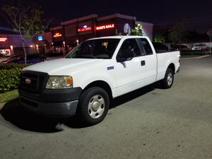 2007 ford f150 (one owner) runs and drives but needs work